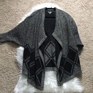 Madewell open front sweater jacket